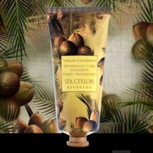 Крем для рук Королевский кокос