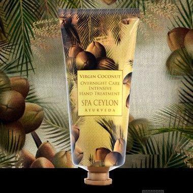 Крем для рук Королевский кокос ॐ Бутик ROSA