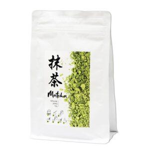 Японский зеленый чай Матча ॐ Бутик ROSA