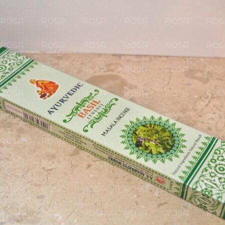 Благовония Базилик – аромапалочки Basil