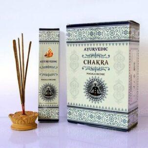 Благовония Чакра - аюрведические аромапалочки ॐ Бутик ROSA