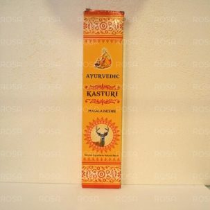 Благовония Кастури - аюрведические аромапалочки ॐ Бутик ROSA