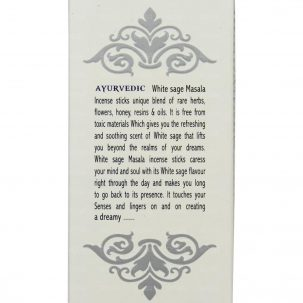Благовония Белый шалфей (White Sage, Agarbathi) ॐ Бутик ROSA