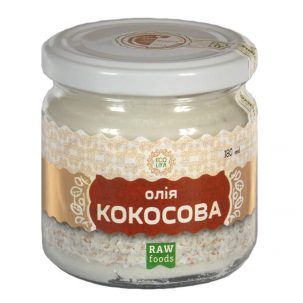 Ecoliya Kokosovoe Maslo 180