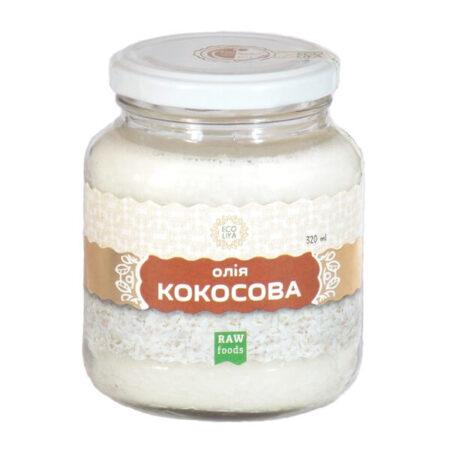 Кокосовое масло Эколия ॐ Бутик ROSA