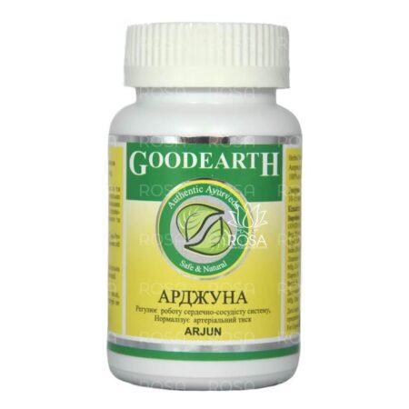Арджуна Goodcare Pharma, 60 капсул ॐ Бутик ROSA