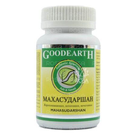Махасужаршан Goodcare Pharma, 60 капсул ॐ Бутик ROSA