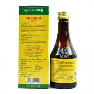 Суракта Сироп (surakta Syrup, Goodcare Pharma)