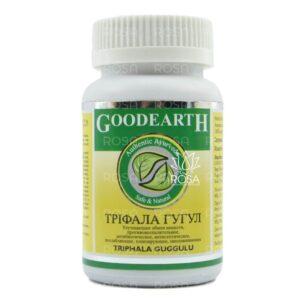Трифала Гуггул Goodcare Pharma, 60 капсул ॐ Бутик ROSA
