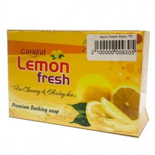 Мыло лимон (lemon Fresh Soap, Shreeji Sanjivani)