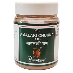 Амалаки чурна (Amalaki Churna, Punarvasu) купить в Бутике аюрведы премиум качества