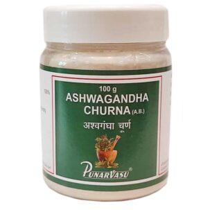 Ашвагандха чурна (Ashvagandha Churna, Punarvasu) купить в Бутике аюрведы