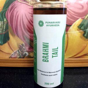 Брахми тайла (Brahmi Tail, Punarvasu) купить в бутике аюрведы ROSA PHARM