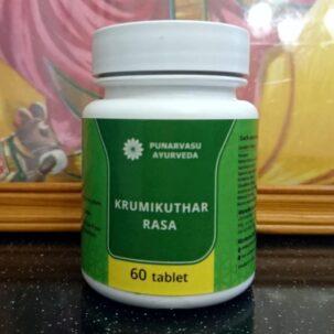 Кримикутар Раса (Krumikuthar Rasa, Punarvasu) купить в бутике аюрведы ROSA PHARM