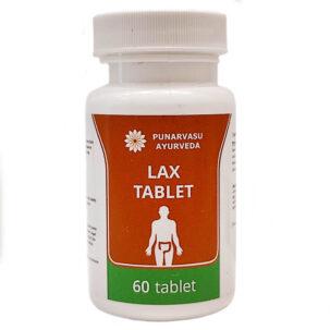 Лакс (Lax Tablet, Punarvasu) купить в Бутике аюрведы премиум качества ROSA