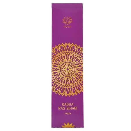 Благовония Радха Раса Бихари (Radha Ras Bihari, Rosa) ॐ Бутик ROSA