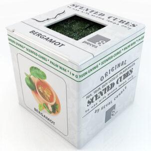 Scented Cubes Aromakubiki Bergamot