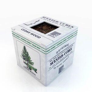 Scentedcubes Cedar