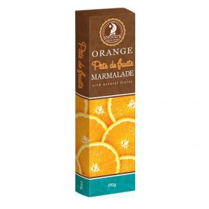 Мармелад Pate de fruits апельсин, 192г. Сладкий Мир ॐ Бутик ROSA