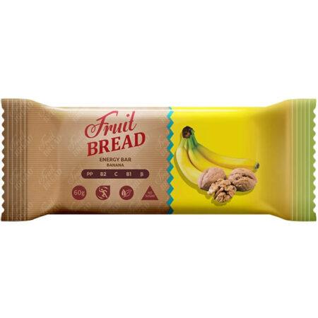 Батончик «Фруктовый Хлеб» Банановый, 60 грамм ॐ Бутик ROSA