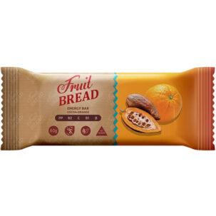 Батончик «Фруктовый Хлеб» Какао-апельсин