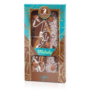 Шоколад Сюита серии Мелодия, 100 грамм ॐ Бутик ROSA
