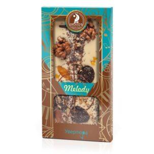 Шоколад Увертюра серии Мелодия, 100 грамм ॐ Бутик ROSA