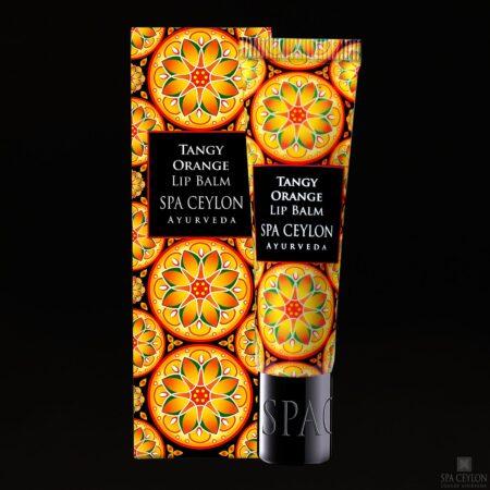 Бальзам для губ ОСТРЫЙ АПЕЛЬСИН (Spa Ceylon) ॐ Бутик ROSA