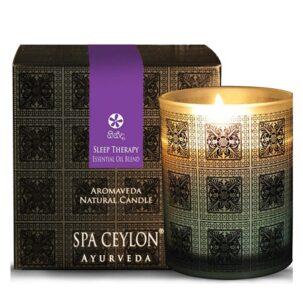 Натуральная ароматическая свеча СОН Spa Ceylon