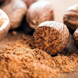 Мускатный орех - для приготовления сладостей ॐ Бутик ROSA