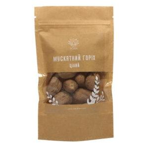 Мускатный орех (myrīstica)