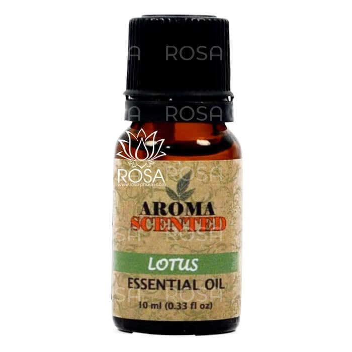 Эфирное масло лотоса (Lotus, Aromascented), 10 мл. ॐ Бутик ROSA