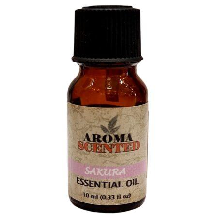 Эфирное масло сакуры (Aromascented) купить в Бутике аюрведы премиум качества ROSA