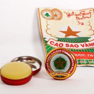 Бальзам-звёздочка Cao Sao Vang ॐ Бутик ROSA