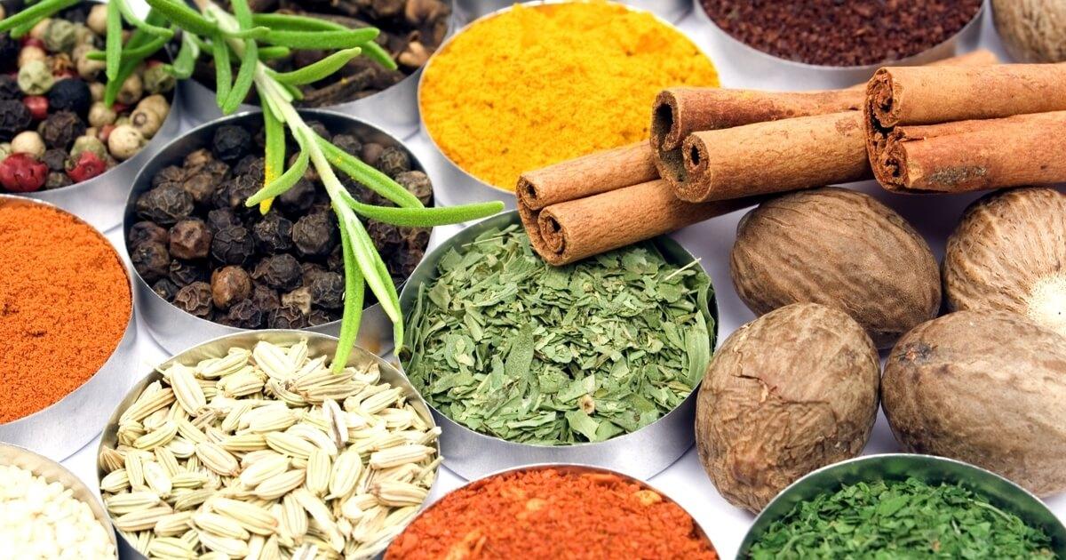 Индийские специи и их польза для здоровья