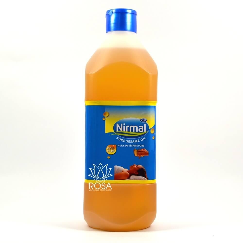 Пищевое Кунжутное масло (Sesame Oil, KLF Nirmal) ॐ Бутик ROSA