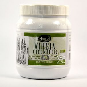 Кокосовое масло Virgin Coconut Oil KLF Nirmal 500 ॐ Бутик ROSA