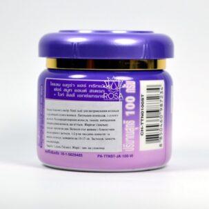 Выпрямляющая маска с экстрактом белой лилии