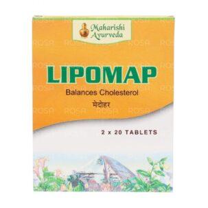 Липомап (lipomap, Maharishi Ayurveda)