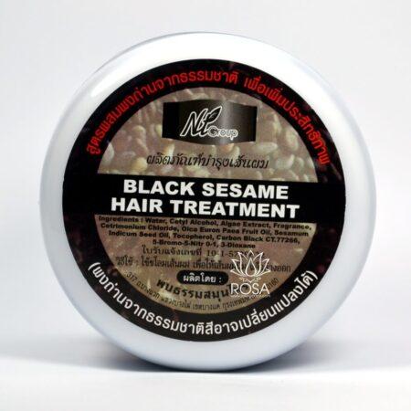 Маска для волос Черный Кунжут (Black Sesame) ॐ Бутик ROSA