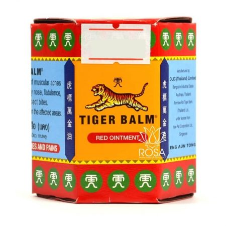 Красный Тигровый бальзам (Tiger Balm Red Ointment) ॐ Бутик ROSA
