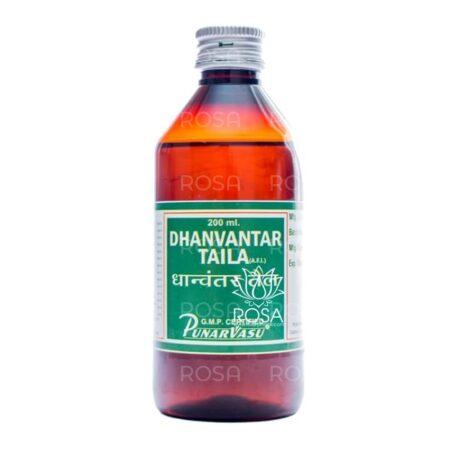 Дханвантарам Таил (Dhanvantar Taila, Purnavasu) ॐ Бутик ROSA