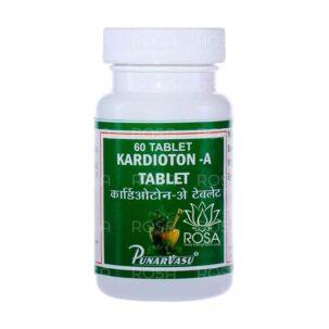 Кардиотон-А (Kardioton-A Punarvasu) стимулятор сердца ॐ Бутик ROSA