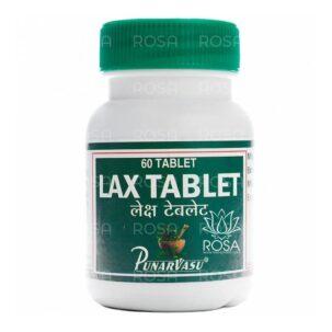 Лакс (lax Tablet, Punarvasu)