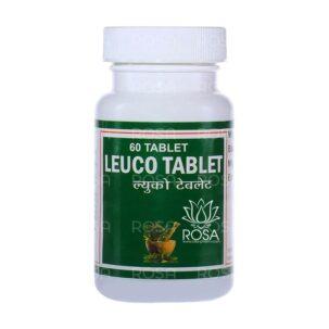 Лейко (Leuco Tablet, Punarvasu), 60 таблеток ॐ Бутик ROSA