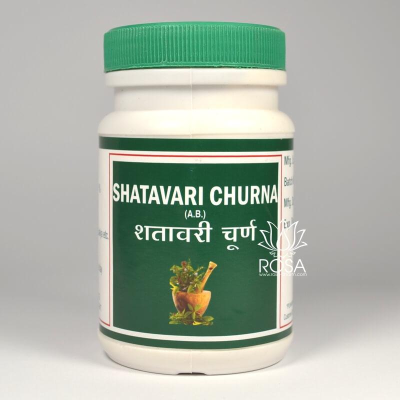 Шатавари Чурна (Shatavari Churna Punarvasu) омолаживает женскую половую систему