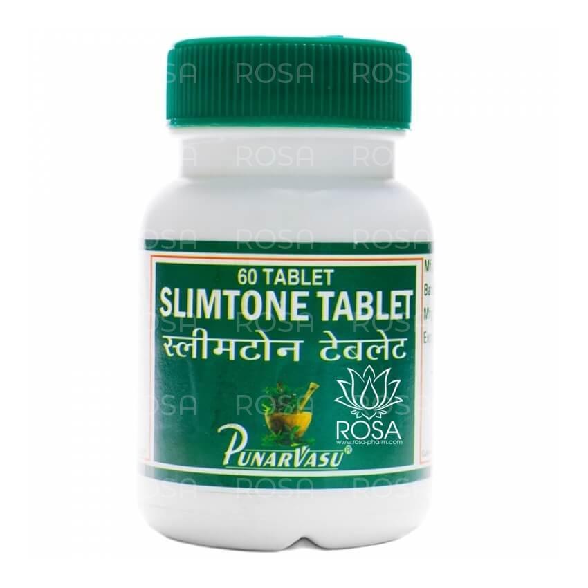 Слимтон (Slimtone Tablet, Punarvasu) - для похудения ॐ Бутик ROSA