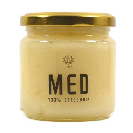 Мед липовый - богат витаминами, содержит фарнезол ॐ Бутик ROSA