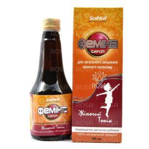 Фемина сироп (femina Syrup, Sahul)