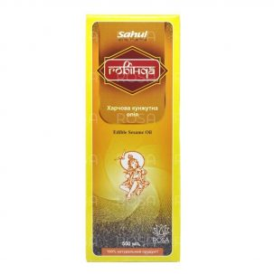 Кунжутное масло Говинда (govinda Sesame Oil, Sahul)
